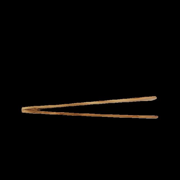 Pince à Toast en bois d'olivier réf 1256