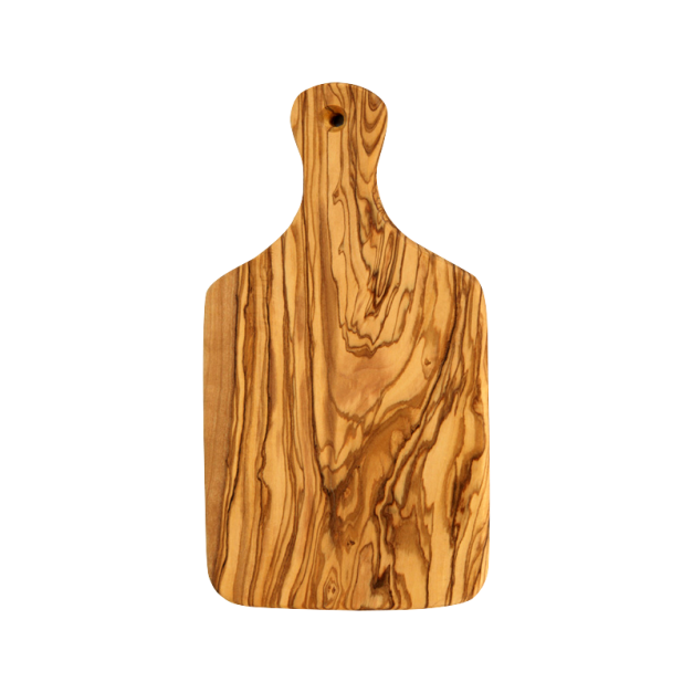 Planchette à saucisson en bois d'olivier réf 402 et 403