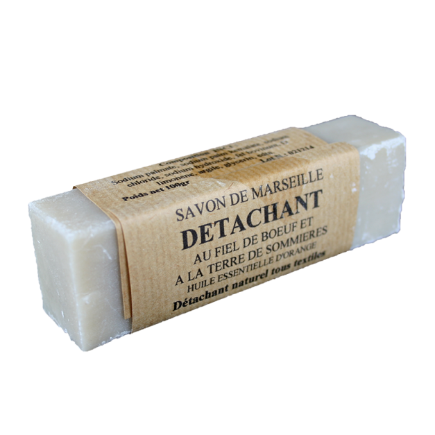 Savon de Marseille détachant - Pain 100 gr