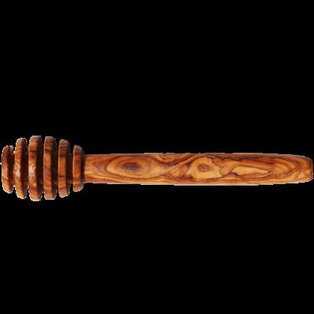 Cuillère à miel en bois d'olivier - Réf 1279