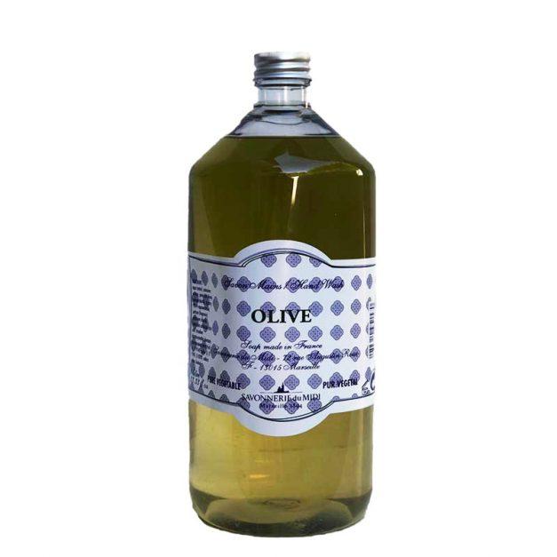 Savon de Marseille liquide à l'Olive