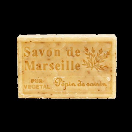 Savon de Marseille au Pépin de Raisin